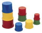Marvel Education Co Plastic Stacking Set