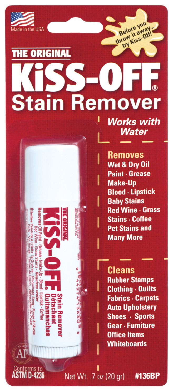 Kiss-Off Stain Remover, 0.7 Ounce