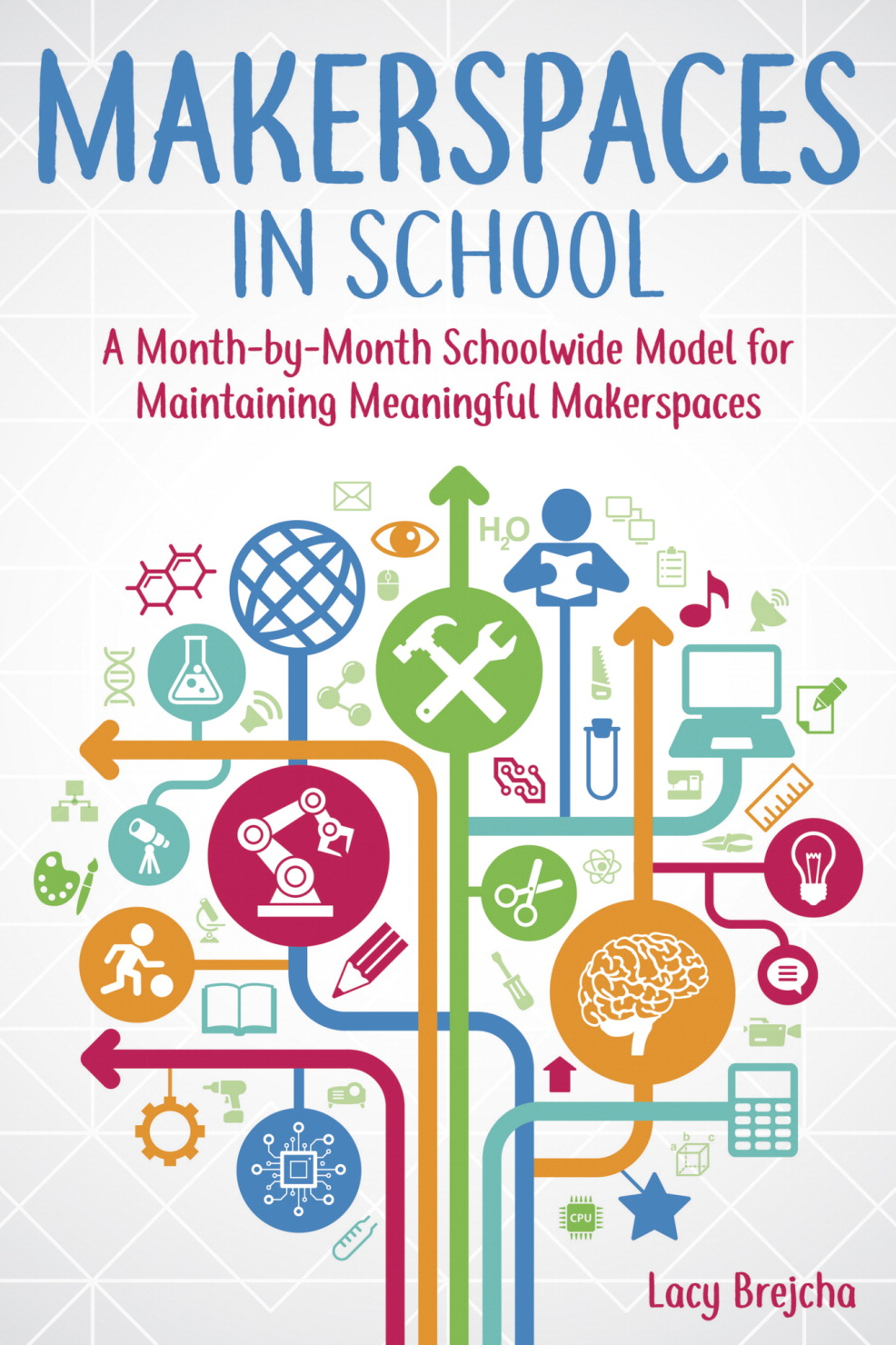 Sourcebooks Prufrock Press Makerspaces in School Book, 175 Pages