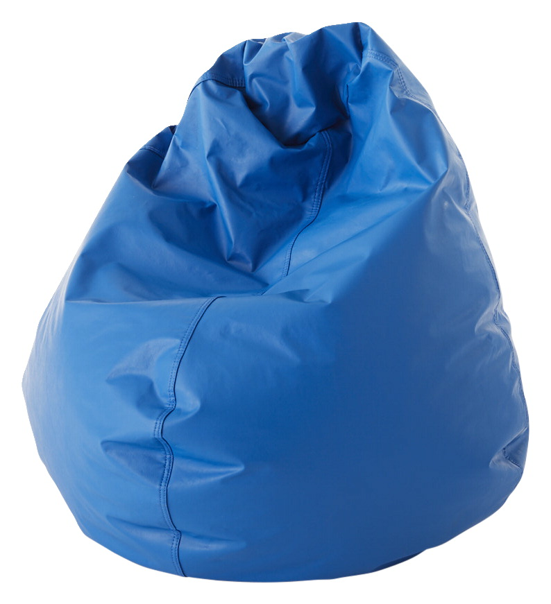 Childcraft Premium Highback Bean Bag Chair, 35 Inch, Various Options