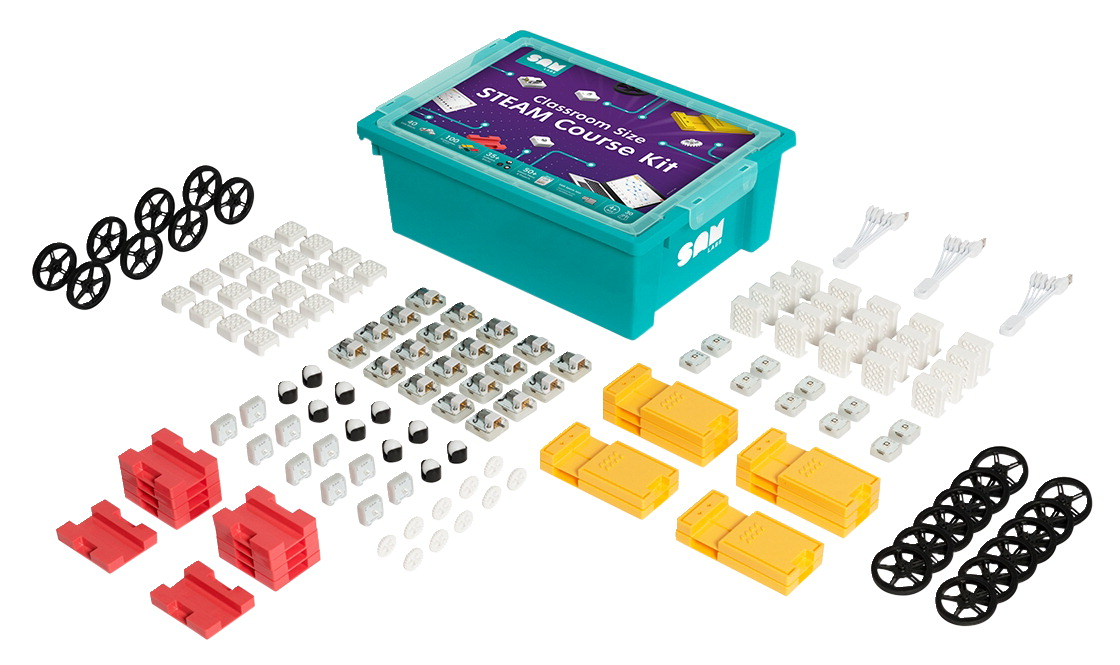 SAM Labs STEAM Kit-Class Size