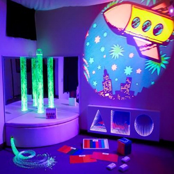 Experia USA IRiS Wireless Sensory Room