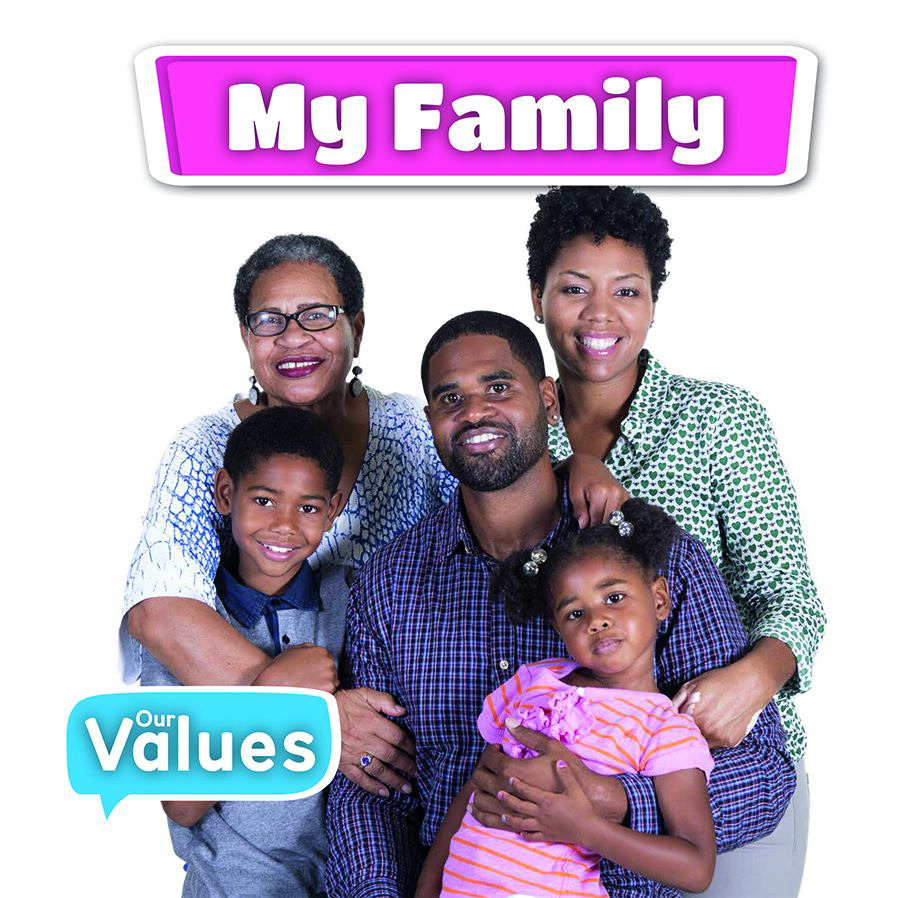 Crabtree Publishing Our Values, Gr. K-1, Set of 12