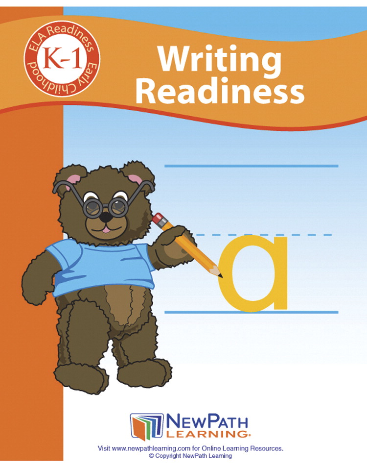 NewPath Learning Reading Readiness Student Activity Guide, Grades K to 1