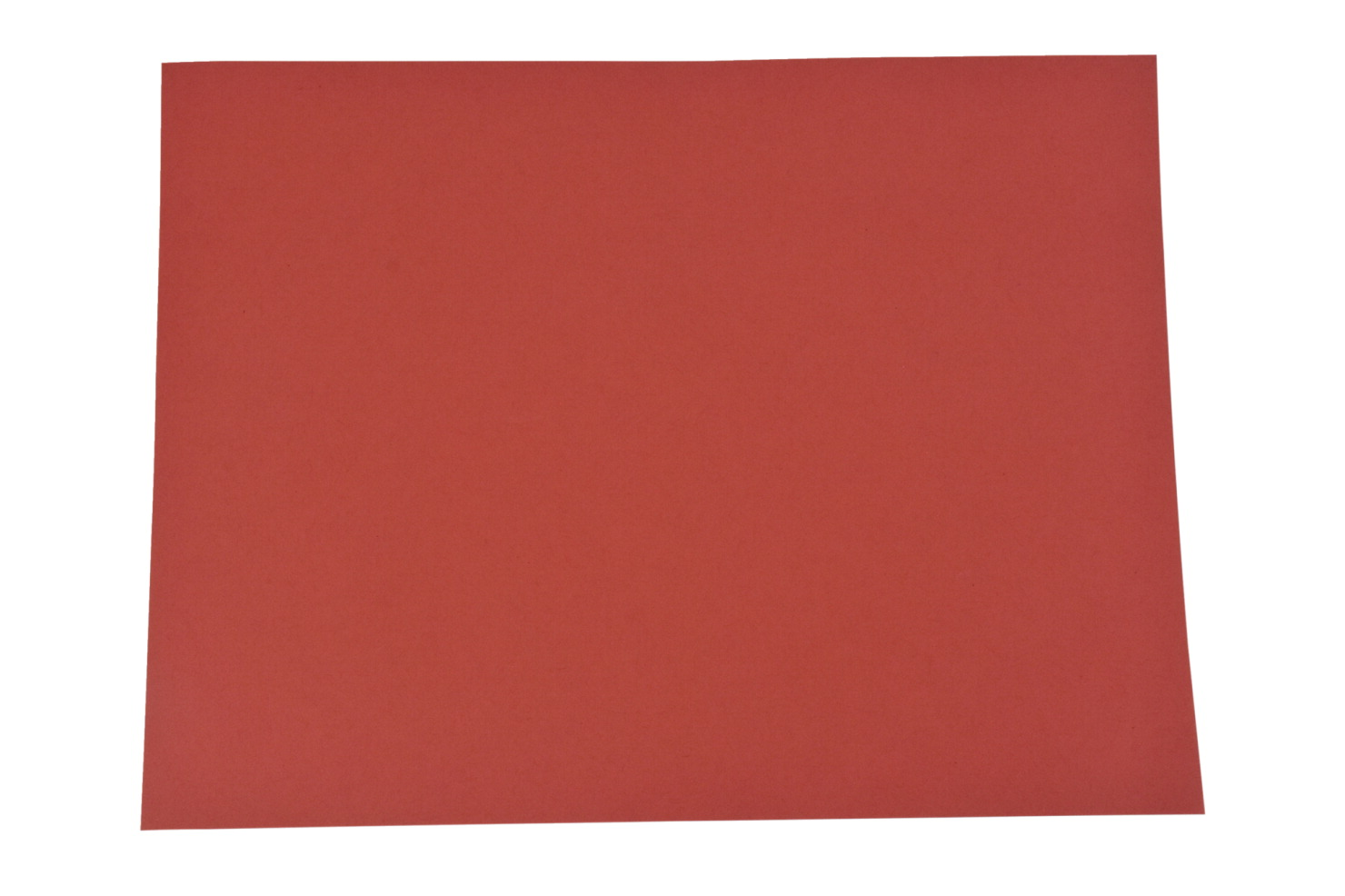 Sax Colored Art Paper, 9 x 12 Inches, Red, 50 Sheets