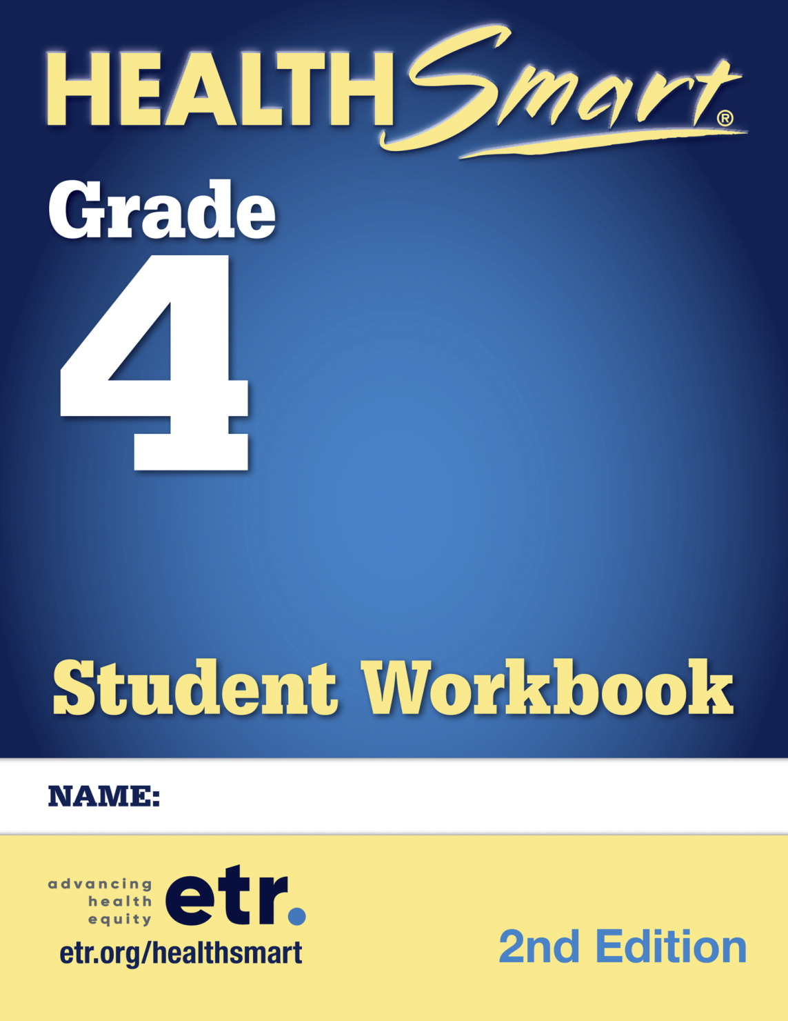 HealthSmart Student Workbooks, Print Version, Grade 4, Set of 5
