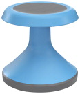 Classroom Select NeoRok NoRok Stool, 12 Inch Seat Height, Rubber Seat, Various Options