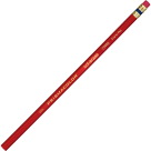 Prismacolor Col-Erase Colored Pencils - Scarlet Red Lead - Scarlet Red Barrel - 12 / Pack