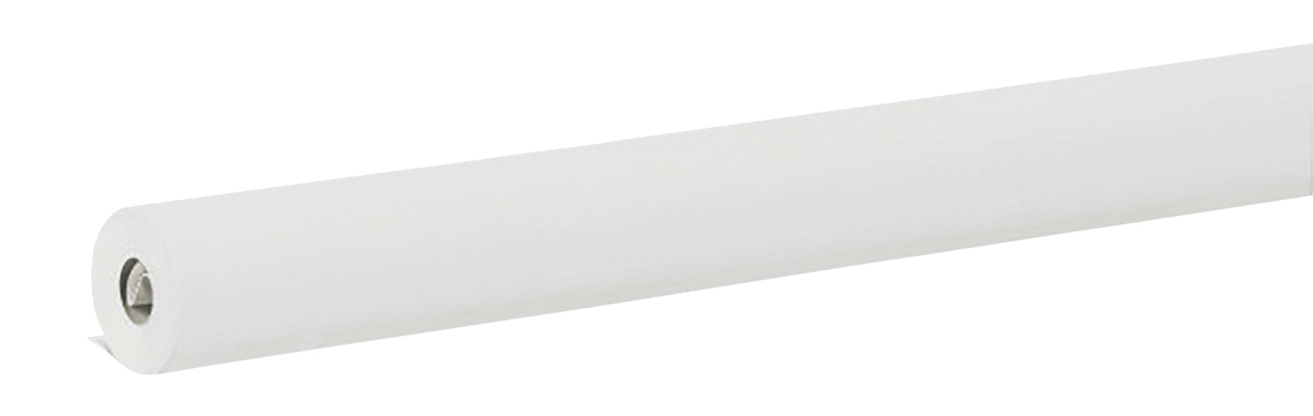 Fadeless Paper Roll, White, 48 Inches x 50 Feet