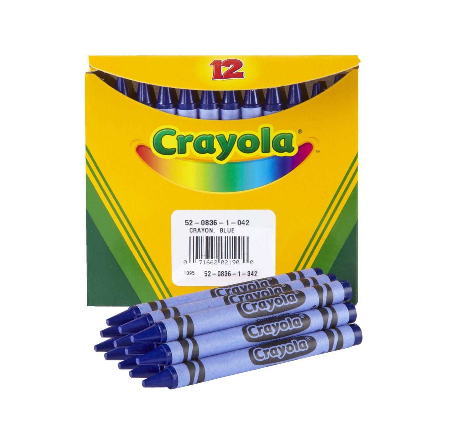 crayola crayon refill blue school specialty canada