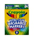 Washable Markers, Item Number 008196