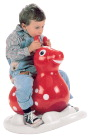 Active Play Rocking, Active Play Spinning, Item Number 008630
