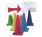 Cones, Safety Cones, Sports Cones, Item Number 008760