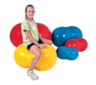 Therapy Balls, Large Inflatable Ball, Item Number 009161