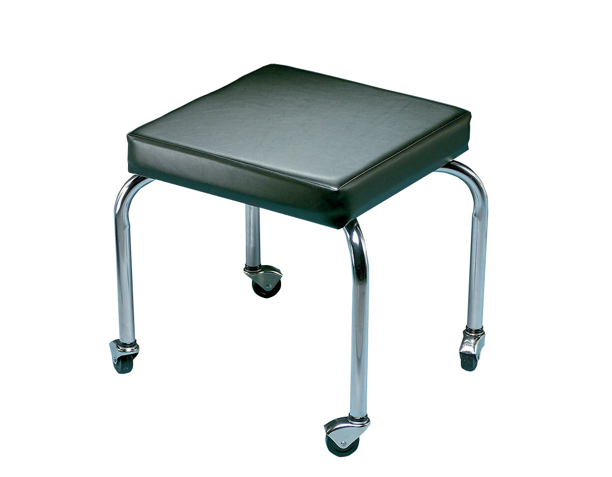 Prime Clinton Industries Fixed Height Stool 18 Inch Seat Wheel Casters Caraccident5 Cool Chair Designs And Ideas Caraccident5Info