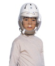 Pediatric Helmet - Hard Shell With Full Face Guard- Configurable Item