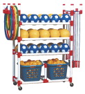 Sports Equipment Storage & Carts , Item Number 012634