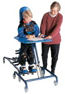 Tumble Forms Latex-Free Positioning Tristander for Children, 43 - 58 in