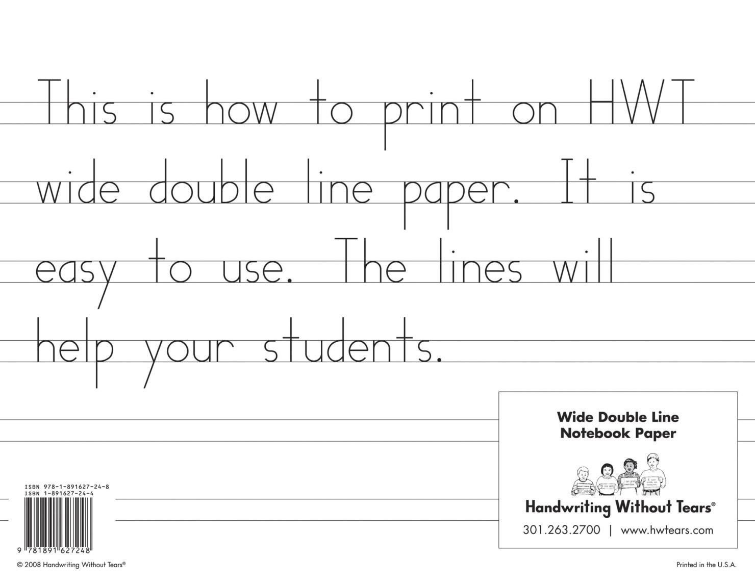 wide lined writing paper – Wide Lined Writing Paper