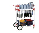 Sports Equipment Storage & Carts , Item Number 020761