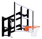 Basketball Hoops, Basketball Goals, Basketball Rims, Item Number 022348