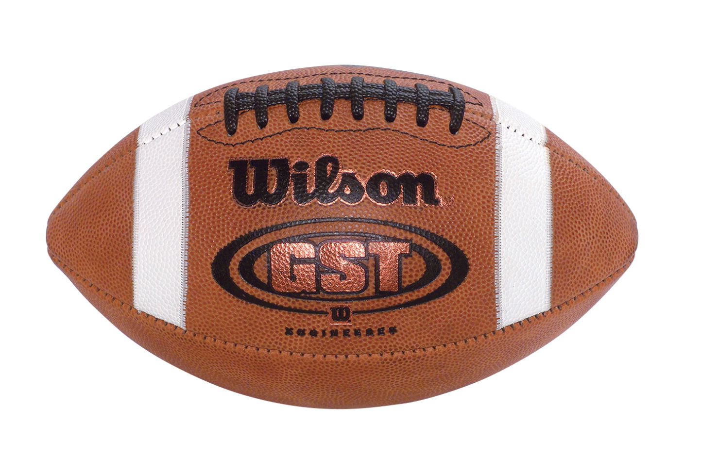 Wilson Gst Nfhs Regulation Size Leather Football