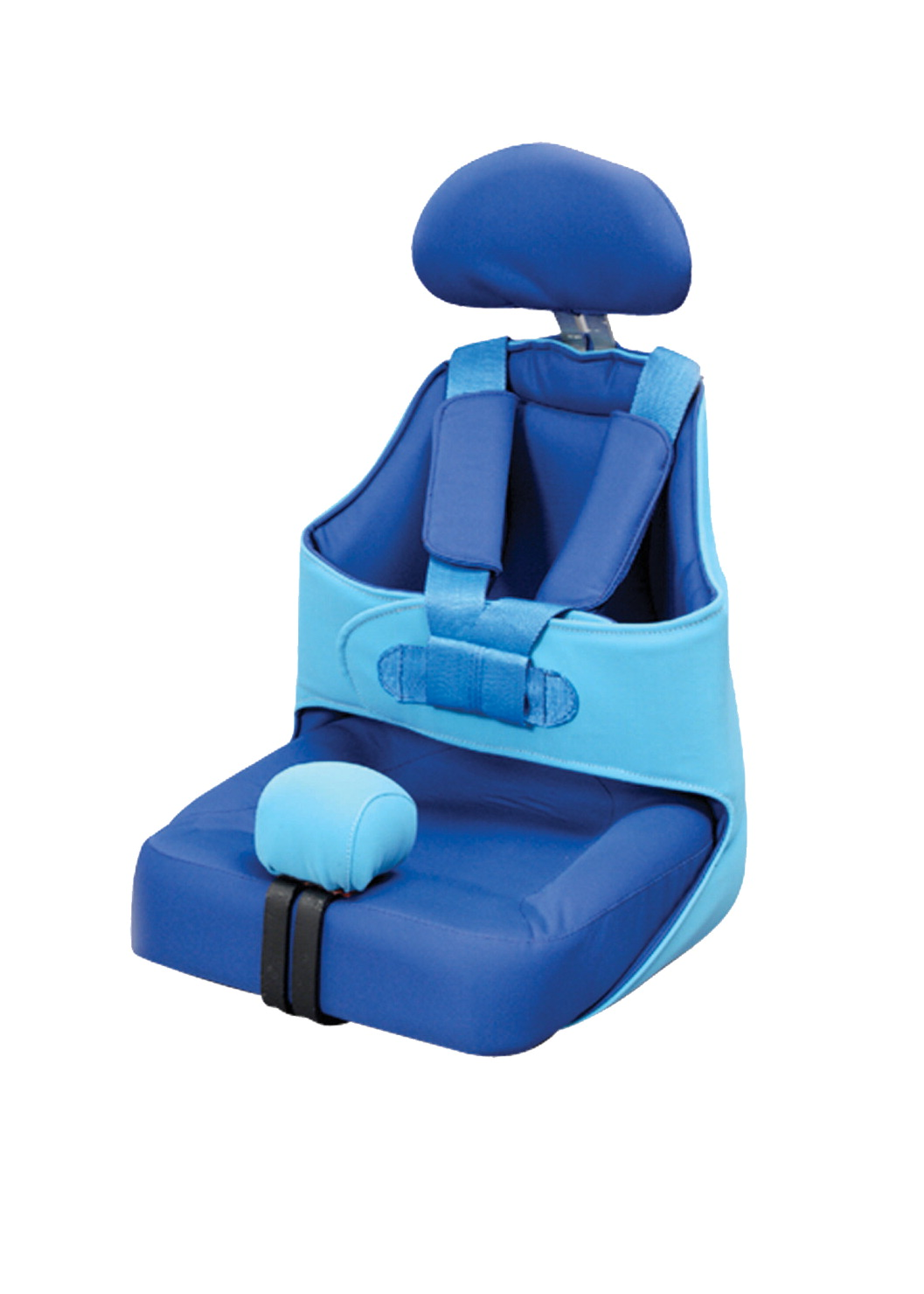 Drive Medical Seat2Go Adjustable Abductor, 3 x 4 x 3 Inches