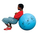 Therapy Balls, Large Inflatable Ball, Item Number 026321