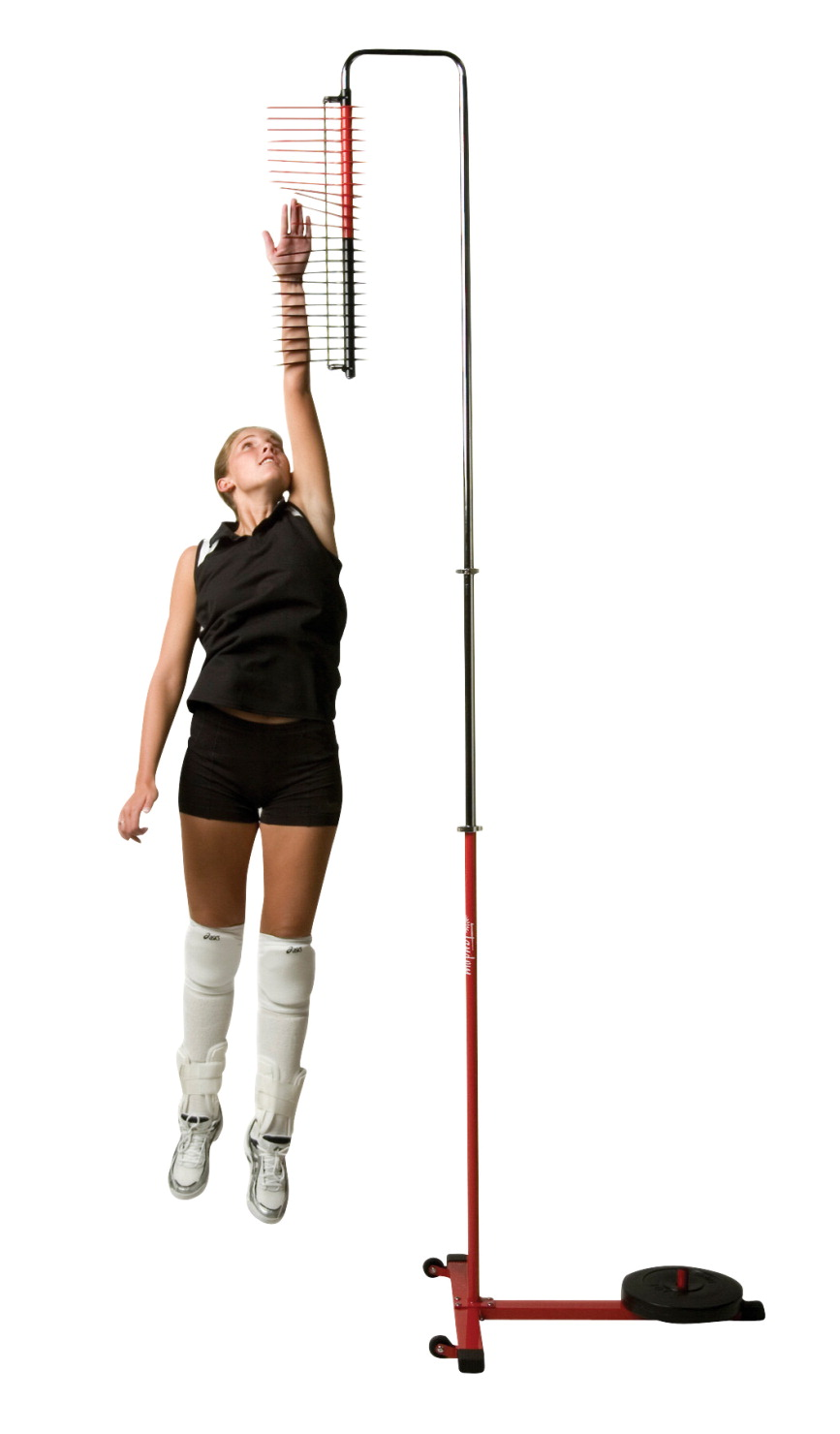 Physical Test Instruments : Vertical challenger jump tester school specialty marketplace