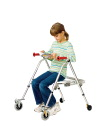 Kaye Products Posture Rest Walker with Seat, No 3, 25.5 - 31.5 in