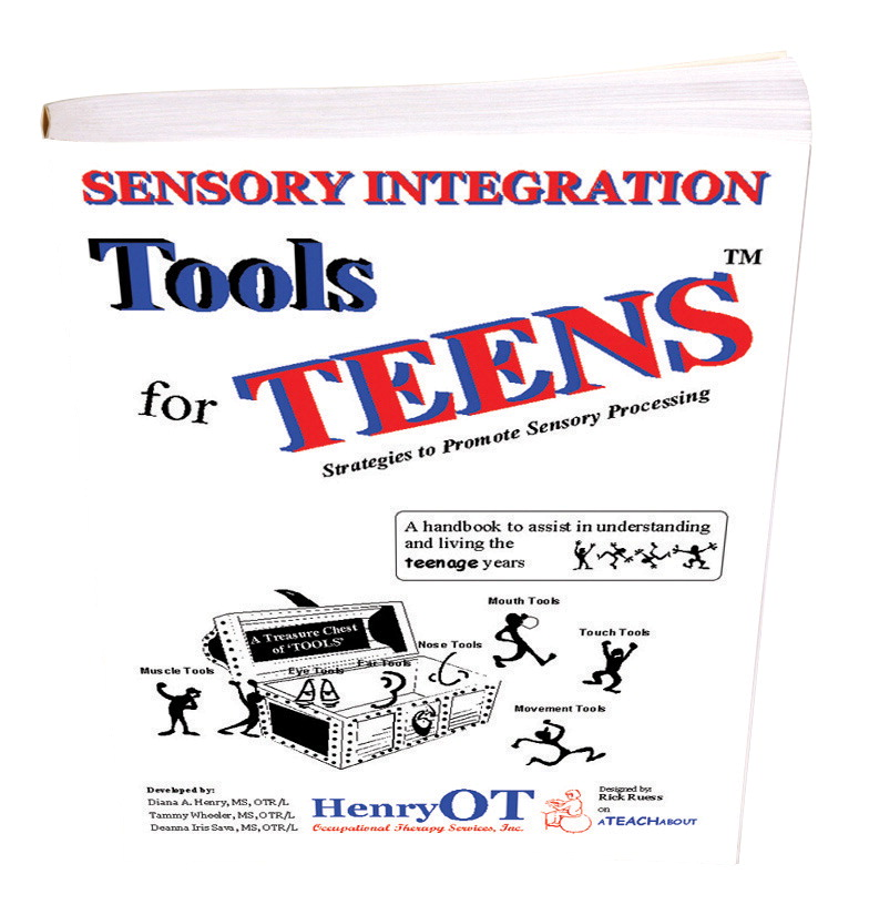 Tools, Tools, Tools! Tools for Teens Handbook