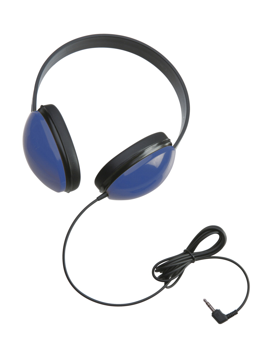 Califone 2800-BL Listening First Stereo Headphones, Blue