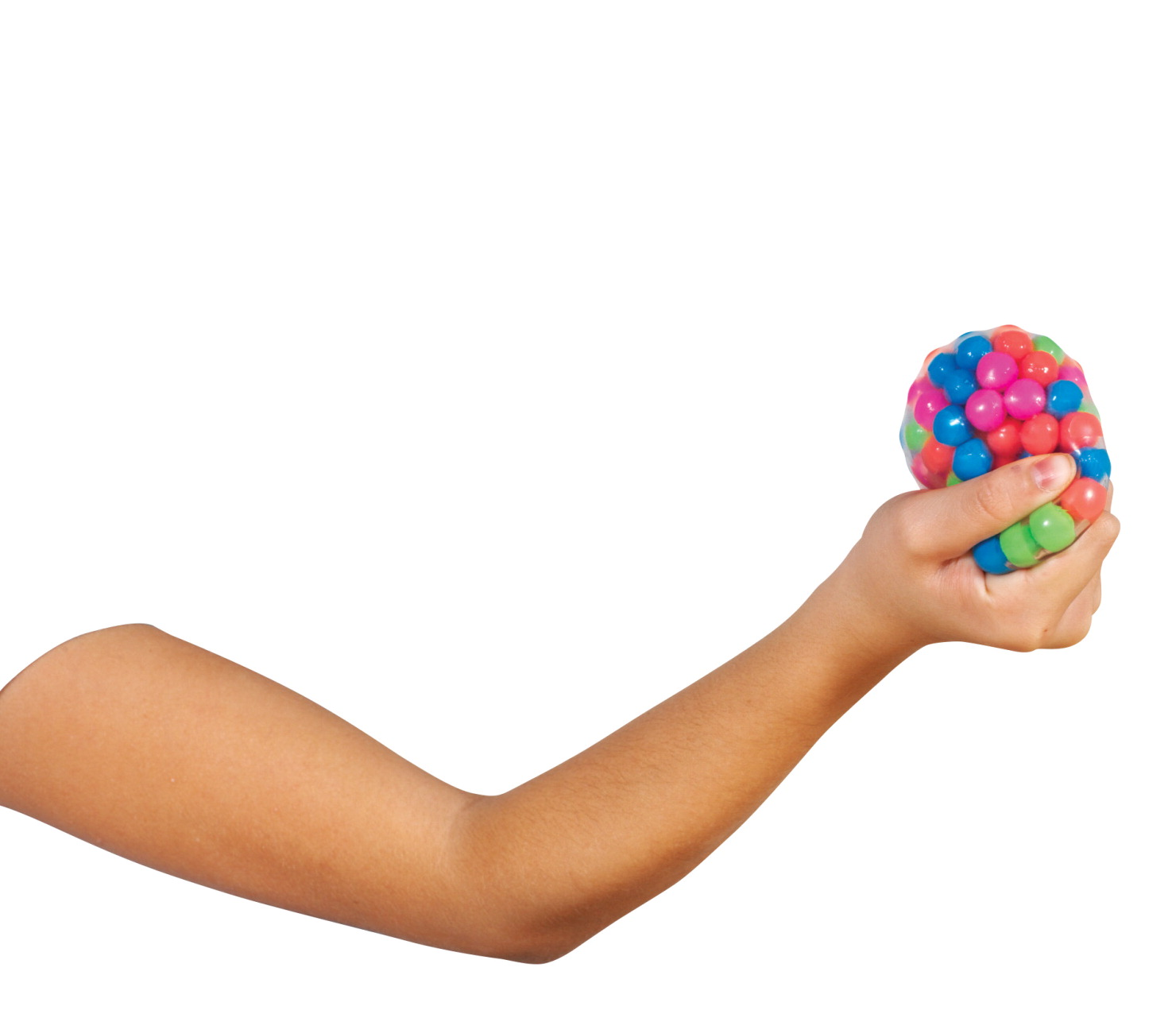 Play Visions FunFidget Squishy Ball, DNA