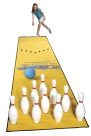 Bowling, Bowling Set, Toy Bowling Set, Item Number 032929