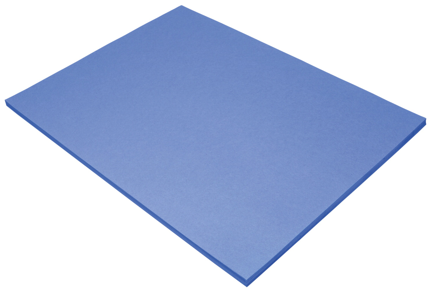 Tru-Ray Sulphite Construction Paper, 9 x 12 Inches, Blue, 50 Sheets