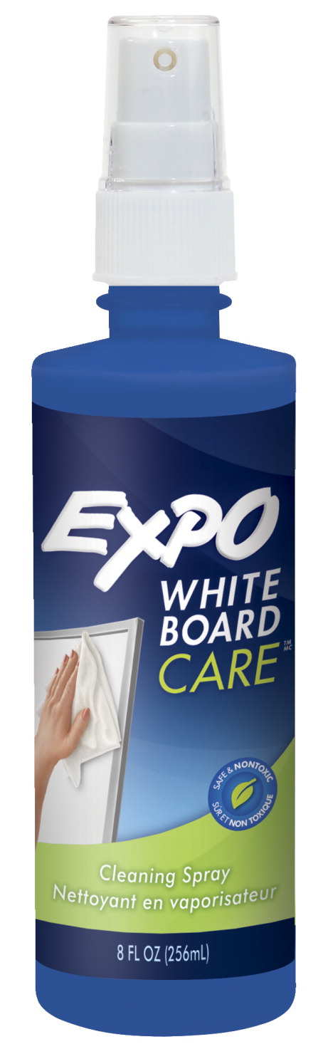 EXPO Whiteboard Cleaner, 8 Ounces