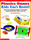 Phonics Games, Activities, Books Supplies, Item Number 075369