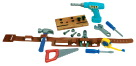 Dramatic Play Work Benches, Role Play Tools, Item Number 076554