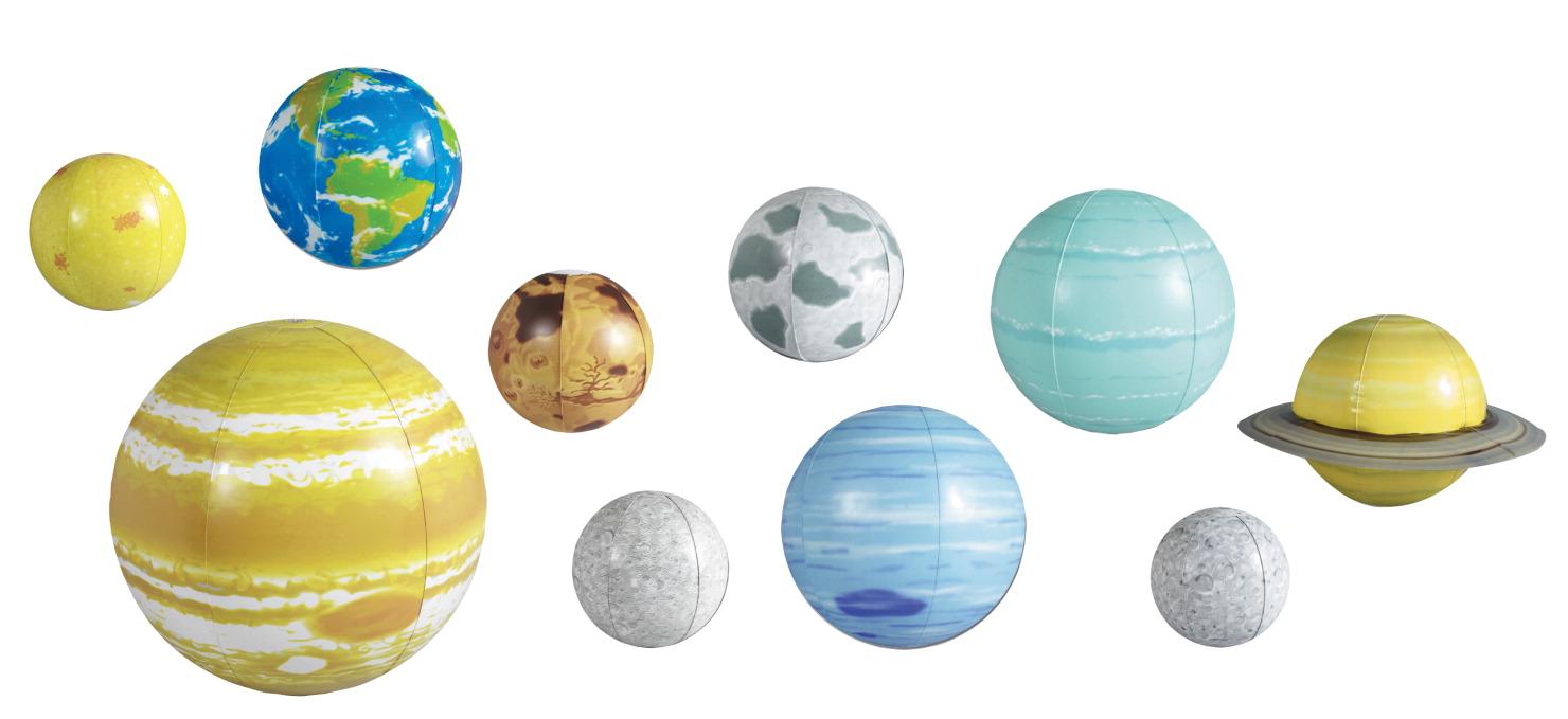 giant solar system model - photo #16
