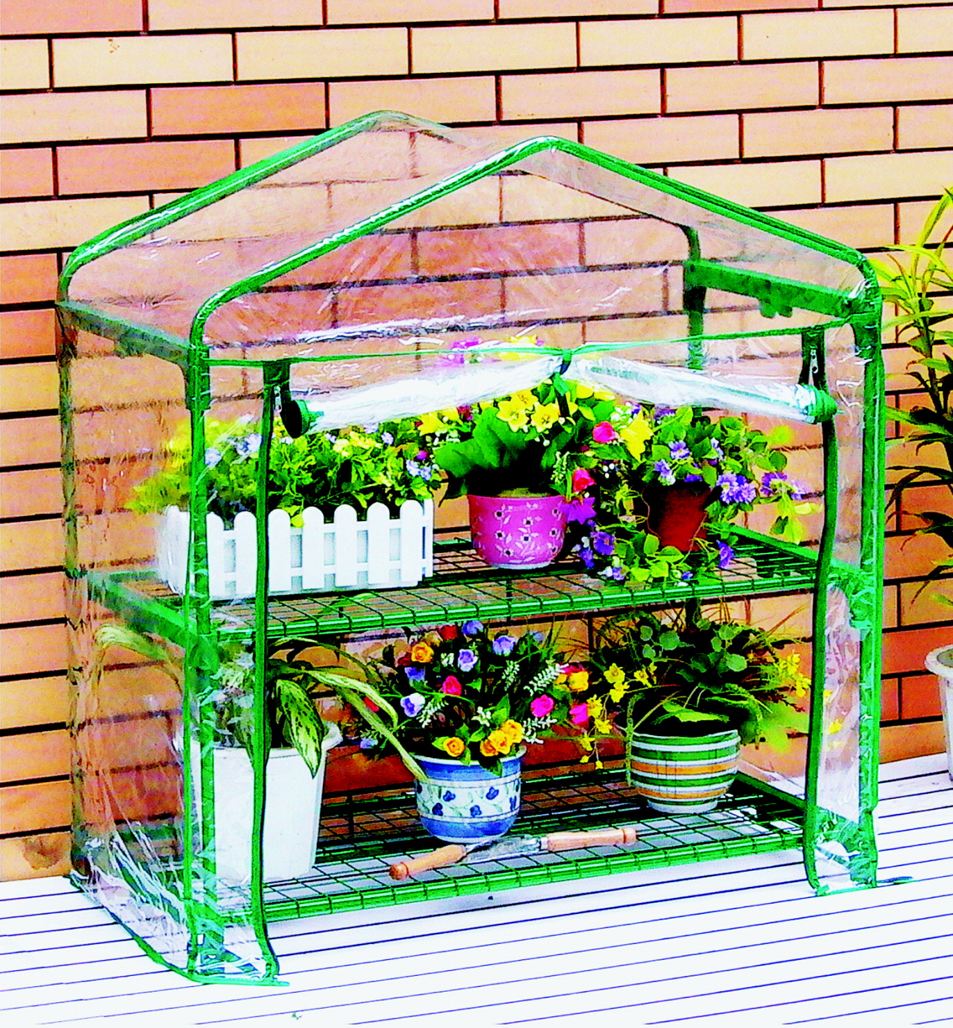 Educational Insights Green Thumb Classroom Greenhouse