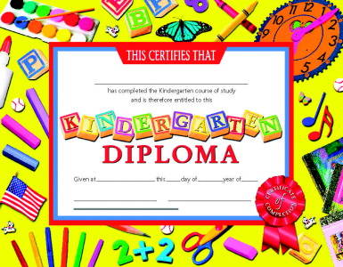 Diplomas Certificate - SCHOOL SPECIALTY MARKETPLACE