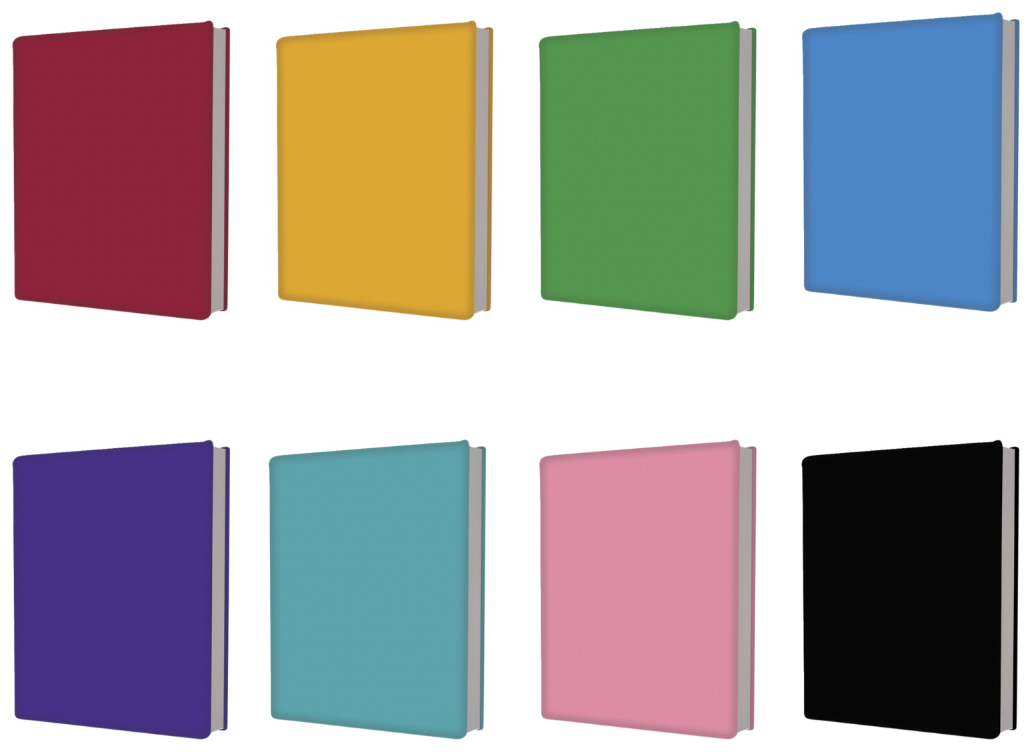 Box Sox Stretchable Fabric Book Cover ~ Kittrich stretchable fabric book cover assorted colors