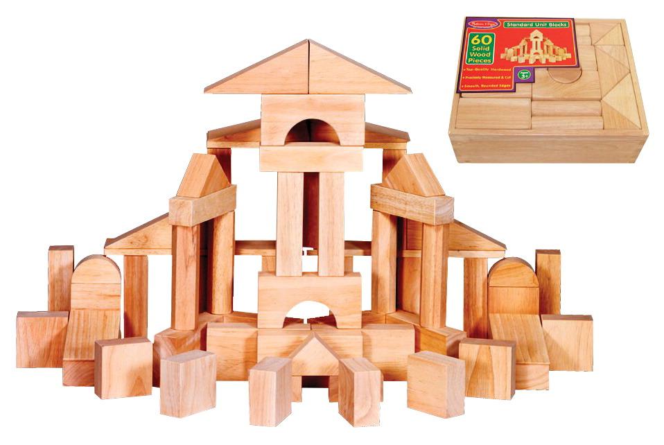 Wood block set school specialty canada