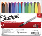 Permanent Fabric Markers, Colored Permanent Markers, Permanent Markers, Item Number 079673