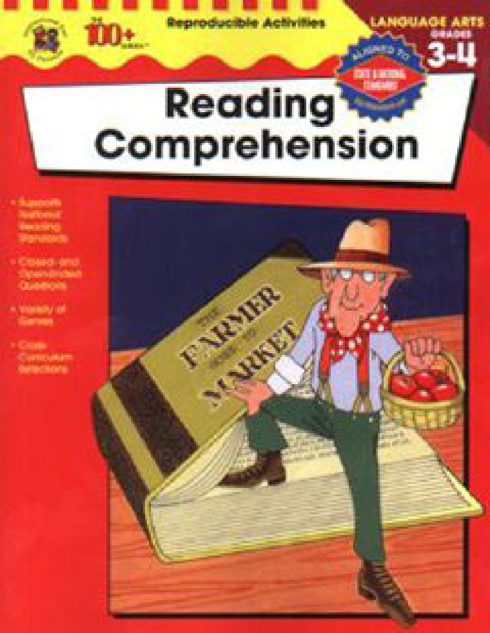 instructional materials for reading comprehension