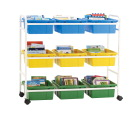Book Storage and Book Carts Supplies, Item Number 082602