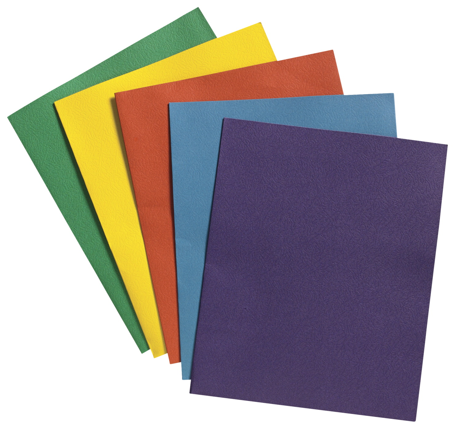 school smart 2pocket folders assorted colors pack of 25