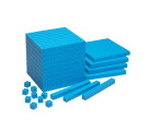 Base 10 Blocks, Place Value, Base 10, Base 10 Math Supplies, Item Number 084947