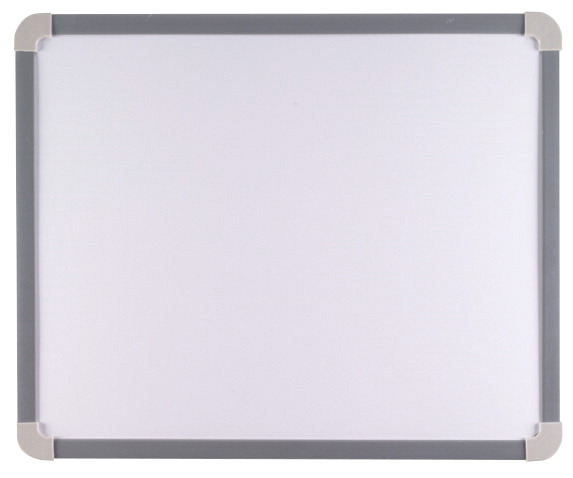 School Smart Magnetic Dry Erase Board Small Aluminum Frame School Specialty Canada