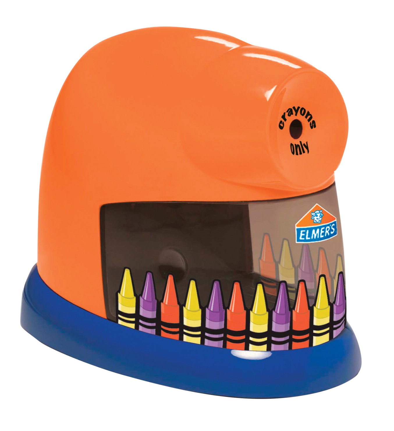 Elmer's X-ACTO CrayonPro Electric Crayon Sharpener with Cleaning Brush